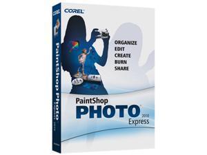 Corel PaintShop Photo Express 2010 ML DVD Education Edition