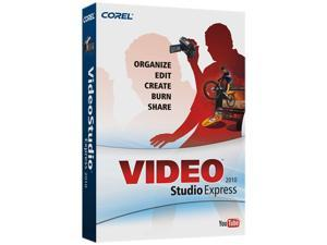Corel VideoStudio Express 2010 ML DVD Education Edition