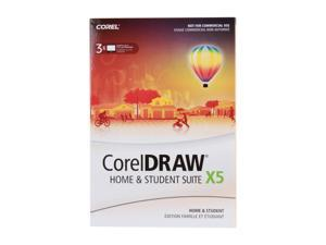 Corel CorelDRAW Graphics Suite X5 Home and Student