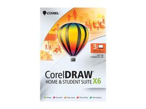 Corel CorelDraw Home & Student Suite X6