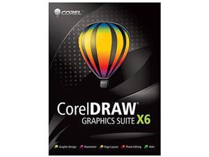 Corel CorelDRAW Graphics Suite X6 - Download