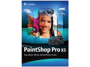 Corel PaintShop Pro X5 - Download
