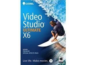 Corel VideoStudio Ultimate X6  - Download