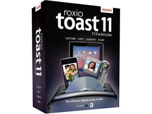 Corel Toast 11 Titanium Mac - Download