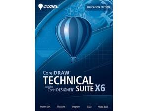 Corel CorelDraw Technical Suite X6