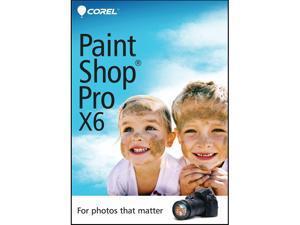 Corel PaintShop Pro X6 - Download
