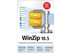 Corel Winzip 18.5 Standard - Product Key Card