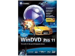 Corel WinDVD Pro 11 - Product Key Card