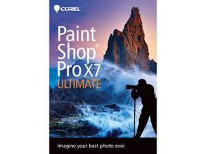 Corel PaintShop Pro X7 Ultimate - Download