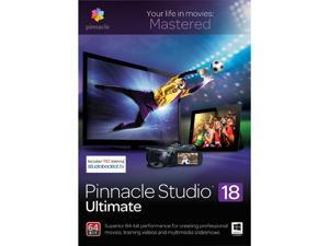 Corel Pinnacle Studio 18 Ultimate - Download