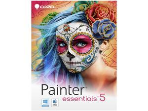 Corel Painter Essentials 5 - Win / Mac
