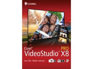 Corel Video Studio Pro X8 - Download