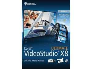 Corel VideoStudio Ultimate X8