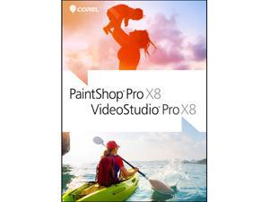 Corel Photo Video Suite X8 - Download