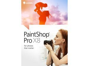 Corel PaintShop Pro X8 - Download