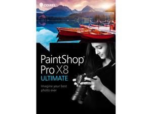 Corel PaintShop Pro X8 Ultimate - Download