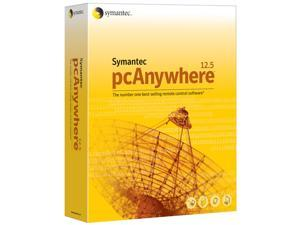 Symantec pcAnywhere 12.5 Host and Remote