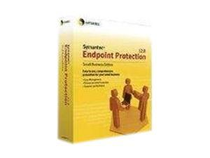 Symantec Endpoint Protection v12.0 Small Business Edition 1-User Business Pack 1-Year Basic