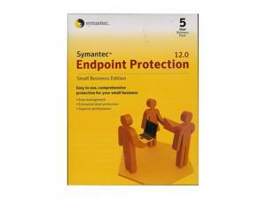 Symantec Endpoint Protection v.12.0 Small Business 10User Edition