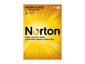 Symantec Norton Antivirus 2011 - 3 User