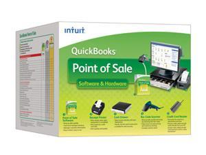 Intuit QuickBooks Point Of Sale: Pro Version 8.0 With Hardware
