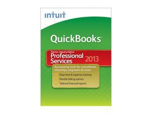 Intuit Quickbooks Premier Professional Services 2013