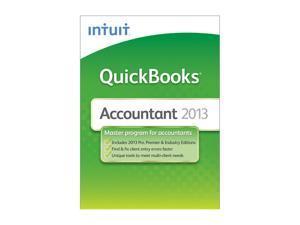 Intuit Quickbooks Accountant 2013
