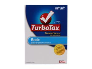 Intuit TurboTax Basic 2012
