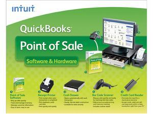 Intuit QuickBooks Point of Sale Pro 2013 with Hardware Bundle