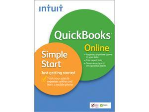Intuit QuickBooks Online Simple Start for Windows - Download