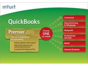 Intuit QuickBooks Premier Industry Editions 2013 - Download