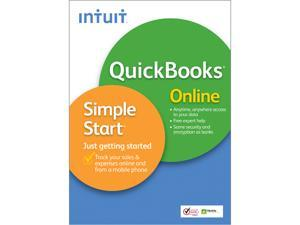 Intuit QuickBooks Online Simple Start for Mac - Download