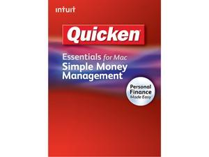 Intuit Quicken Essentials for Mac - Download