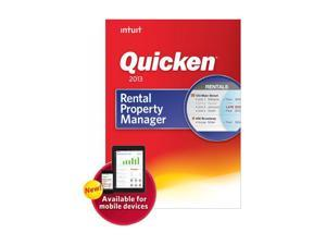 Intuit Quicken Rental Property Manager 2013 - Download