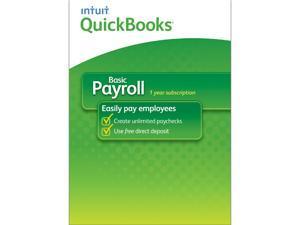 Intuit Quickbooks Payroll Basic 2014
