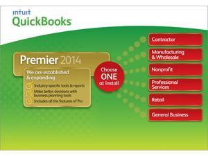 Intuit Quickbooks Premier Industry Edition 2014