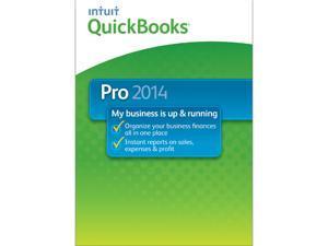 Intuit Quickbooks Pro 2014