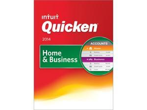 Intuit Quicken Home and Business 2014