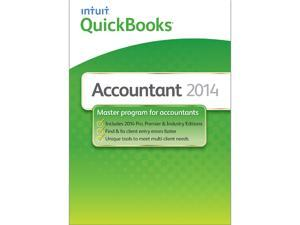 Intuit Quickbooks Accountant 2014 - Download