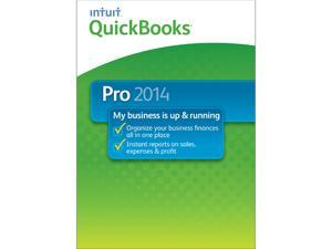 Intuit Quickbooks Pro 2014 - Download - Newegg.com  Intuit Quickboo...