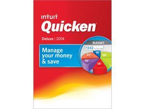 Intuit Quicken Deluxe 2014 - Download