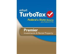 Intuit TurboTax Premier 2013 For Mac - Download