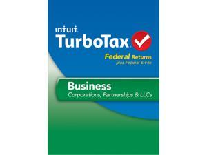 Intuit TurboTax Business 2013