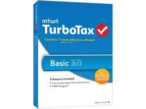 Intuit TurboTax Basic TY13, English