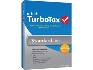Intuit TurboTax Standard TY13, English