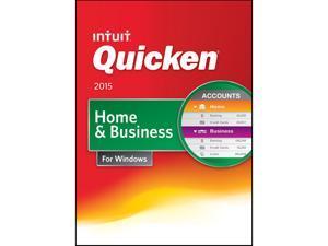 Intuit Quicken Home & Business 2015 - Download