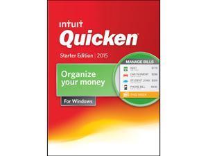 Intuit Quicken Starter Edition 2015 - Download