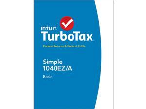 Intuit TurboTax Basic 2014 For Windows - Download