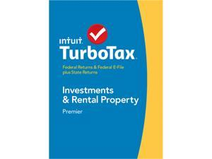 Intuit TurboTax Premier 2014 For Windows - Download