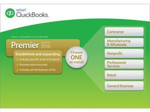 Intuit QuickBooks Premier 2016